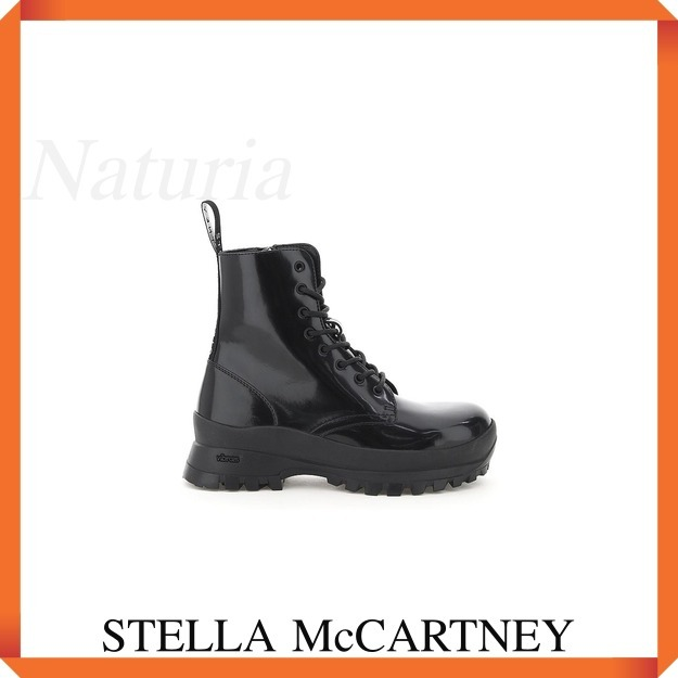 Stella Mccartney Trace Lace-up Ankle Boots (Stella McCartney/ブーツその他) 800303 N0195 1015