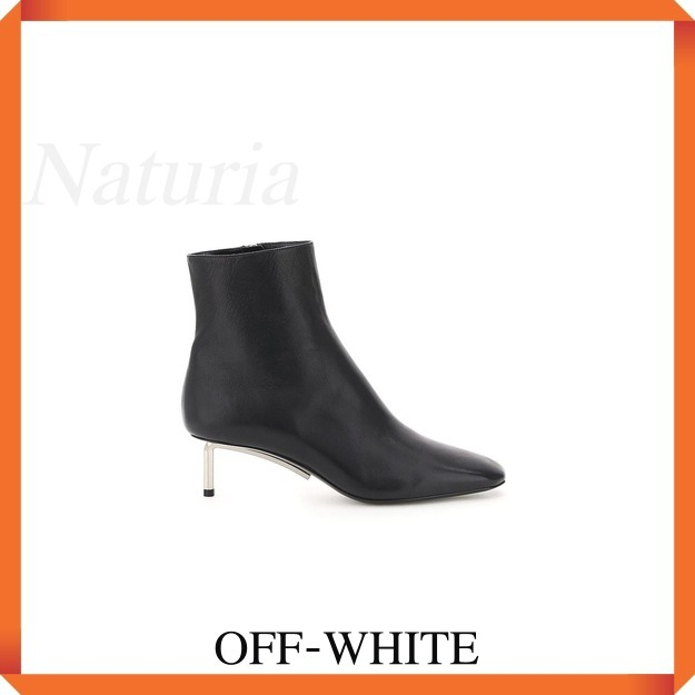 Off-white Allen Nappa Ankle Boots (Off-White/ブーツその他) OWID004F20LEA002 1000
