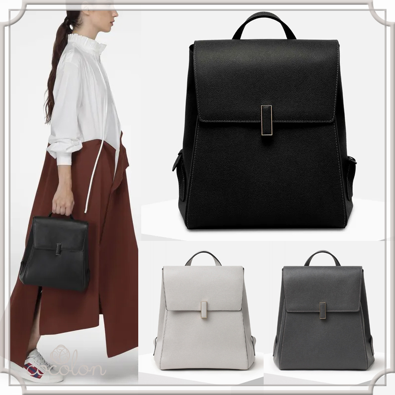 [valextra] ISIDE BACKPACK イジィデ バックパック (Valextra/バックパック・リュック) 71961882