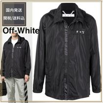 ★Off-White★ウインドブレーカー【国内発送・関税/送料込み】