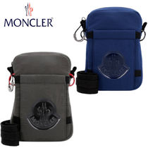 MONCLER【関税込み*安心♪国内発送】ロゴ クロスボディバッグ