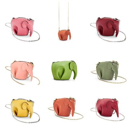 ★LOEWE★エレファントポーチ Mini Elephant Pouch