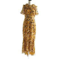 PHASE EIGHT::Leigh Printed Maxi Dress:UK8[RESALE]