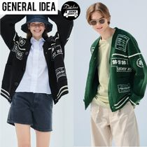 GENERAL IDEA Two Lucky Clover Cardigan AB703