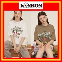 [RONRON] キム・ウソク着用★DAISE OVER FIT T-SHIRT/追跡付