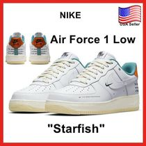 """NIKE エアフォース 1 Air Force 1 Low 07 LE """"Starfish"""" SS 21"""