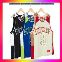 SS21 Supreme Terry Basketball Jersey バスケ シャツ