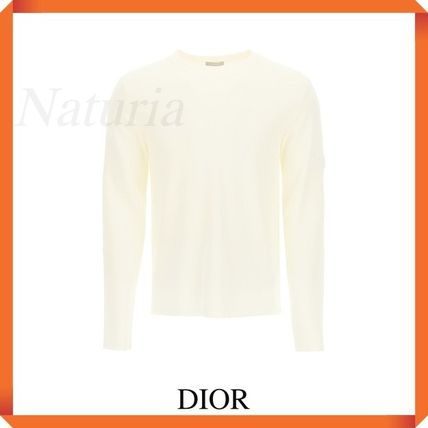 Dior Sweater With Dior Velcro Patch