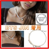 VINTAGE HOLLYWOOD(ヴィンテージハリウッド) ネックレス・ペンダント BTS JIN着用☆【VINTAGE HOLLYWOOD】☆Romantic Pearl Necklac.e