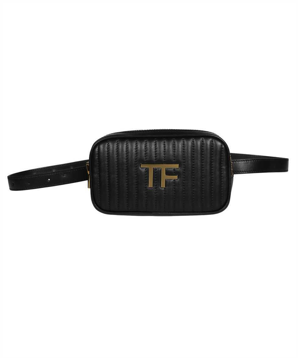 Tom Ford L1411T ICL019 QUILTED CALF LEATHER Belt bag (TOM FORD/ショルダーバッグ・ポシェット) L1411T ICL019 U9000