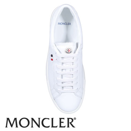【MONCLER】NEW MONACO LOW TOP スニーカー モンクレール 4M714