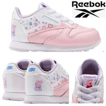 【PEPPA PIG X REEBOK】CL LEATHER TODD ペッパピッグ ハート