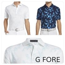 ☆G/FORE☆ゴルフ FLORAL ポロシャツ
