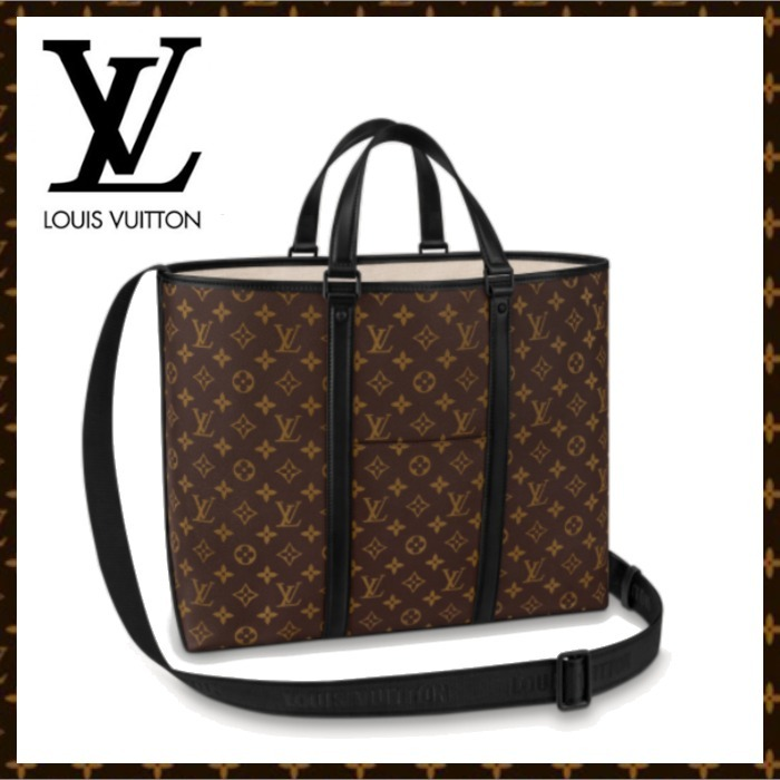 21AW【新作】ルイヴィトン CABAS WEEK-END GM 2way バッグ (Louis Vuitton/トートバッグ) M45733