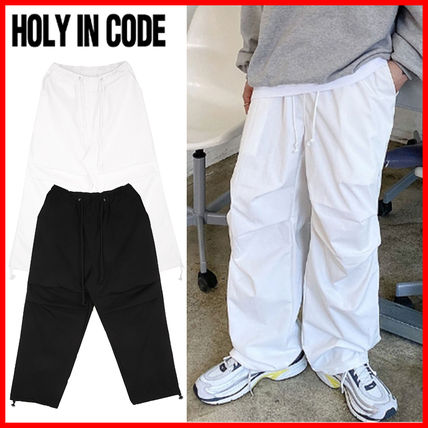 HOLY IN CODE(ホーリーインコード) ★ Drain String Pants