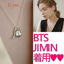 ●fiore● spin balloon heart necklace ★BTS JIMIN 着用★
