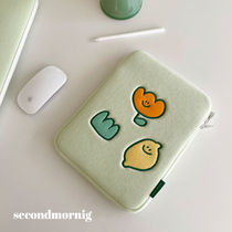 【secondmorning】Greenery Day! ipad pouch