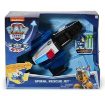 Paw Patrol Jet To The Rescue Spiral Rescue Jet