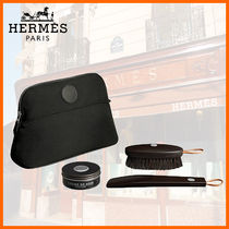 ★HERMES★メンテナンスキット★シューズケア 革靴 4点セット