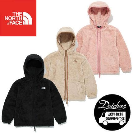 THE NORTH FACE(ザノースフェイス) キッズアウター THE NORTH FACE K'S COMFY FLEECE HOODIE MU2728