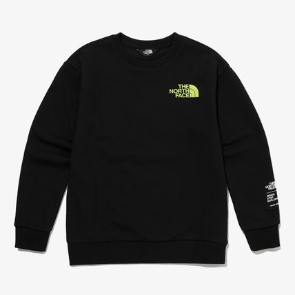 THE NORTH FACE キッズ用トップス THE NORTH FACE K'S ESSENTIAL SWEATSHIRTS MU2737(2)
