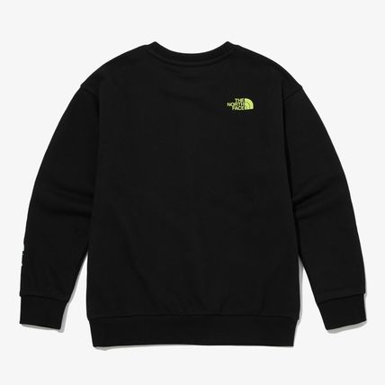 THE NORTH FACE キッズ用トップス THE NORTH FACE K'S ESSENTIAL SWEATSHIRTS MU2737(3)