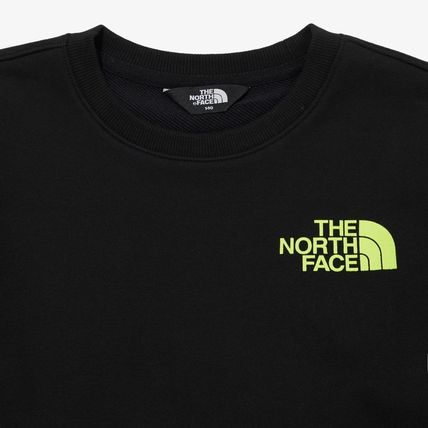 THE NORTH FACE キッズ用トップス THE NORTH FACE K'S ESSENTIAL SWEATSHIRTS MU2737(4)