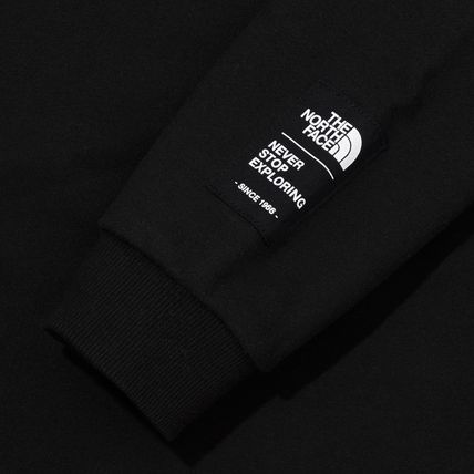 THE NORTH FACE キッズ用トップス THE NORTH FACE K'S ESSENTIAL SWEATSHIRTS MU2737(5)