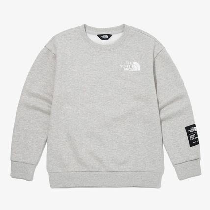 THE NORTH FACE キッズ用トップス THE NORTH FACE K'S ESSENTIAL SWEATSHIRTS MU2737(7)
