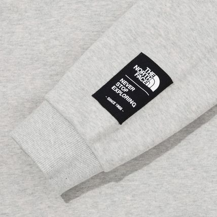 THE NORTH FACE キッズ用トップス THE NORTH FACE K'S ESSENTIAL SWEATSHIRTS MU2737(9)