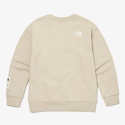 THE NORTH FACE キッズ用トップス THE NORTH FACE K'S ESSENTIAL SWEATSHIRTS MU2737(11)