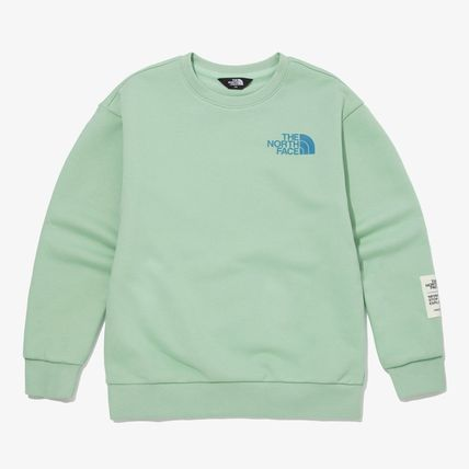 THE NORTH FACE キッズ用トップス THE NORTH FACE K'S ESSENTIAL SWEATSHIRTS MU2737(13)