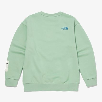 THE NORTH FACE キッズ用トップス THE NORTH FACE K'S ESSENTIAL SWEATSHIRTS MU2737(14)