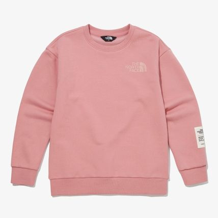 THE NORTH FACE キッズ用トップス THE NORTH FACE K'S ESSENTIAL SWEATSHIRTS MU2737(16)