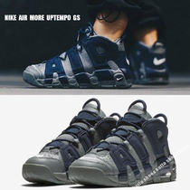 NIKE★AIR MORE UPTEMPO GS★大人も履ける!