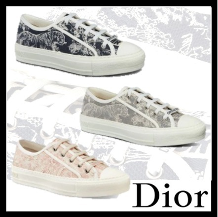 DIOR WALK'N'DIOR スニーカー KCK211TJE_S36W 国内発送 (Dior/スニーカー) KCK211TJE_S36W  KCK211TJE_S37W  KCK211TJE_S46P