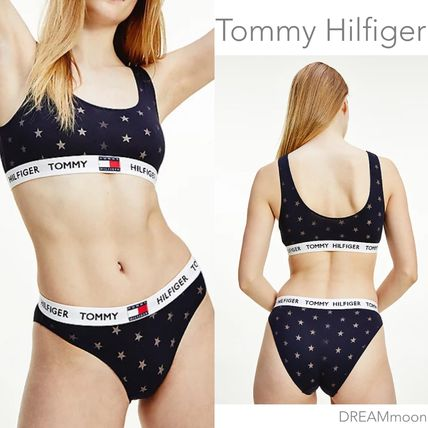 【Tommy Hilfiger】Star Burnoutロゴバンドブラレット