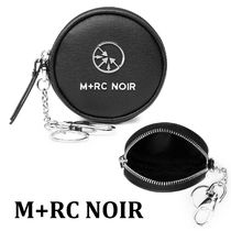 """MRC NOIR(マルシェノア) バッグ・カバンその他 【M+RC NOIR】マルシェノア """"MEDALLION"""" COIN POUCH"""