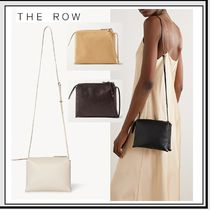 【The Row】Mini Nu Twin in leather バック ★きれいな4色♪
