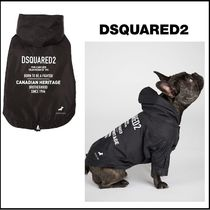 D SQUARED2(ディースクエアード) ペット(犬猫)服 Dsquared2 CANADIAN HERITAGE 小型犬用レインコート