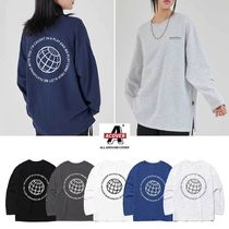 ☆ACOVER☆ BACK EARTH LONG T-SHIRTS Tシャッツ 男女兼用 人気