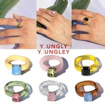 BTSテテ着用 ◆yOungly yOungley◆ FOI RING 指輪 リング 大人気