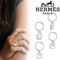 HERMES リング アミュレット Amulettes