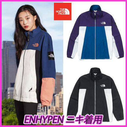 WHITE LABEL☆ENHYPEN ニキ着用☆Olema Jacket/THE NORTH FACE☆