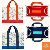 【HERMES】21AW Changing bag Petit Chalutier canvas バッグ
