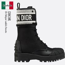Dior D-Major ankle boots