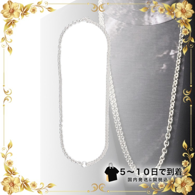 ☆SALE☆チェーンネックレス (All Blues/ネックレス・チョーカー) 101600