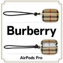 ☆Burberry☆ チェック AirPods Pro ケース