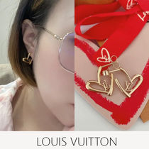 Louis Vuitton(ルイヴィトン) ピアス 21FW》LOUIS VUITTON/FALL IN LOVEシリーズ ハート PM ピアス
