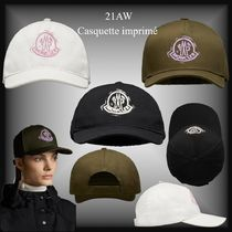 21AW★新作★MONCLER★Casquette imprime キャップ
